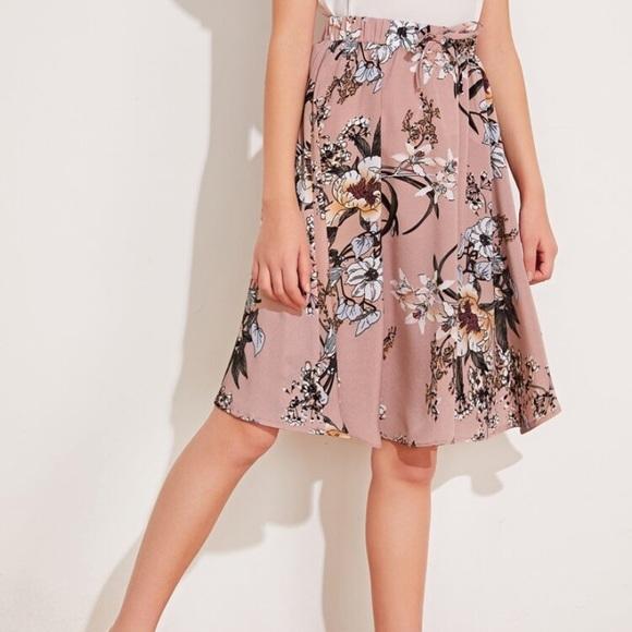 SHEIN Girl skirt size 7y